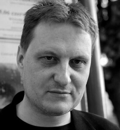 JAcek Gutorow poeta krytyk literacki tłumacz