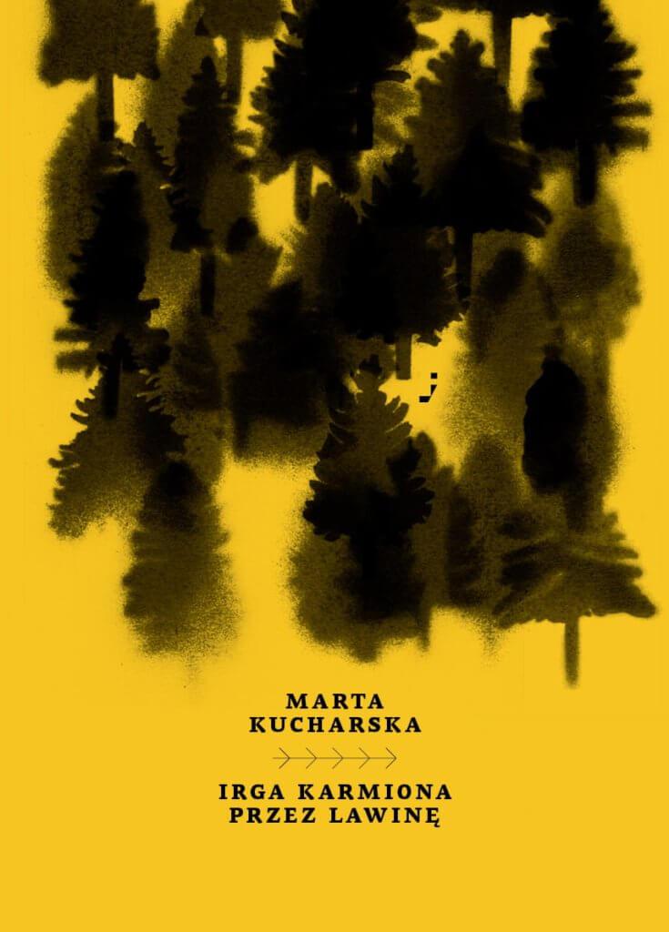 Marta Kucharska Irga karmiona przez lawinę