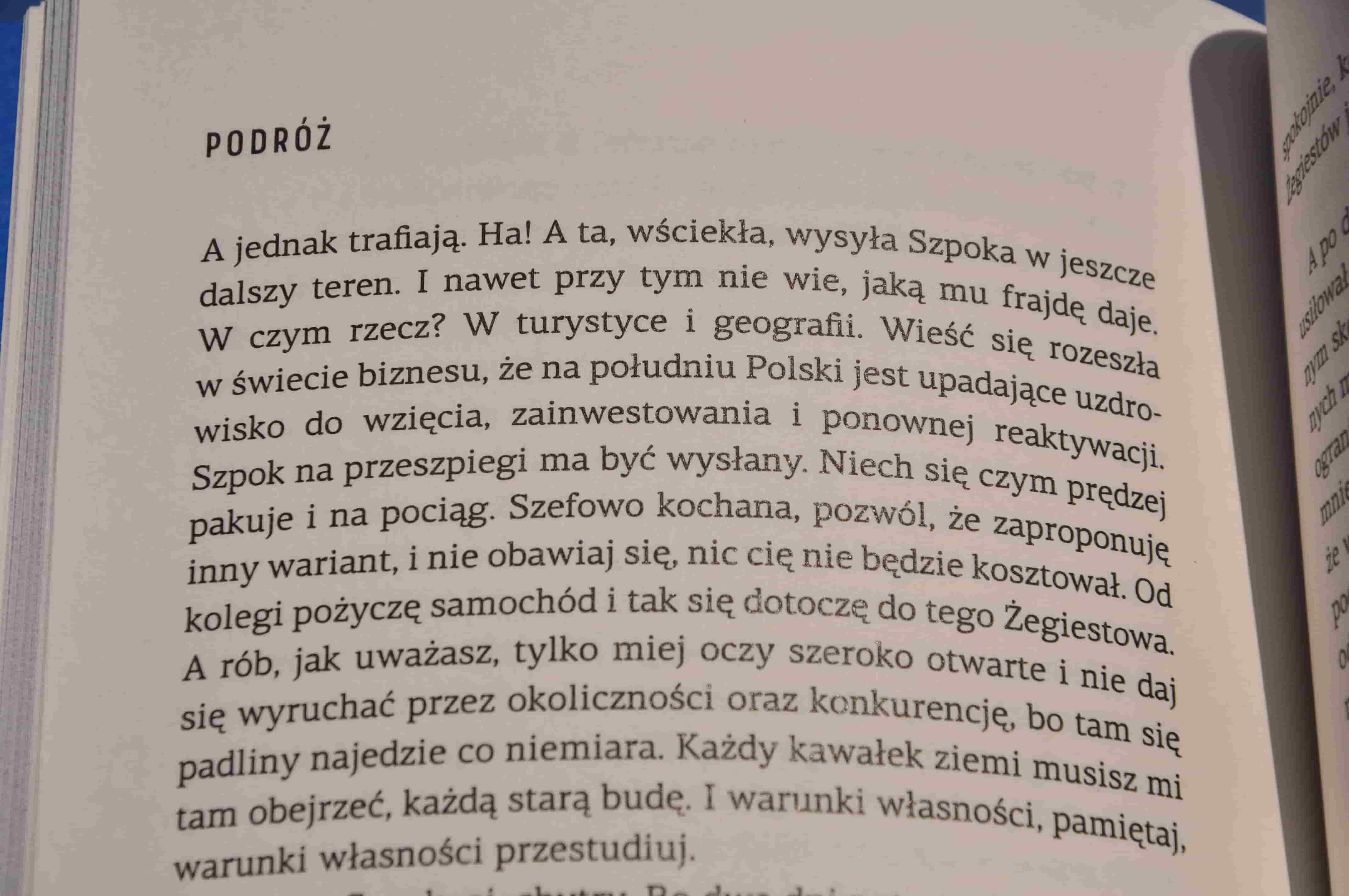 Karol Maliszewski Szpok Próby
